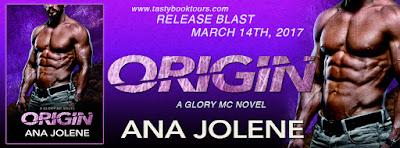 Release Blast & Giveaway: Origin by Ana Jolene