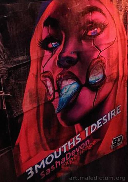 Cyberpunk 2077 - пока еще не ретро, но уже футуристичный постер