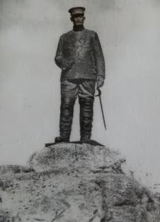 乃木の銅像