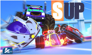 SUP Multiplayer Racing v1.2.5 Apk + Mod android