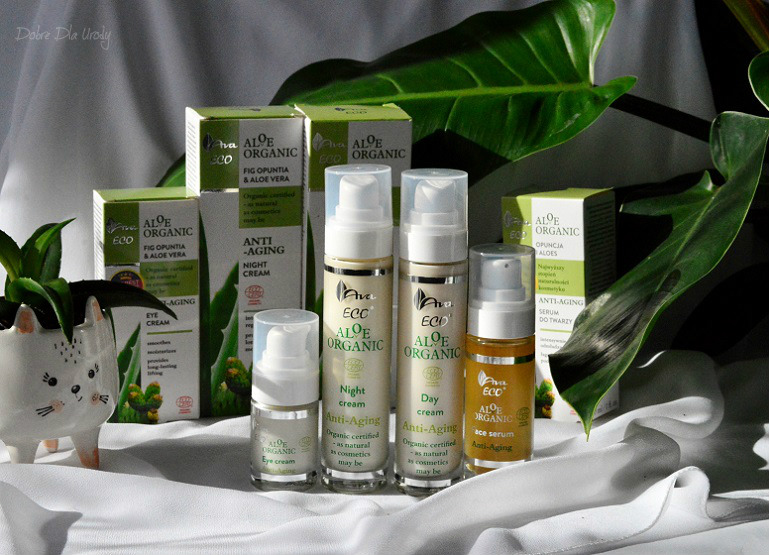 Aloe Organic - aloesowe kosmetyki Ava Laboratorium