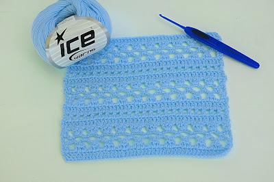 7 - Crochet Imagen Puntada para blusas y canesú muy facil y rapido por Majovel Crochet