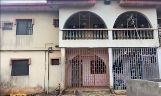 Mary Daniels' new house in Lagos