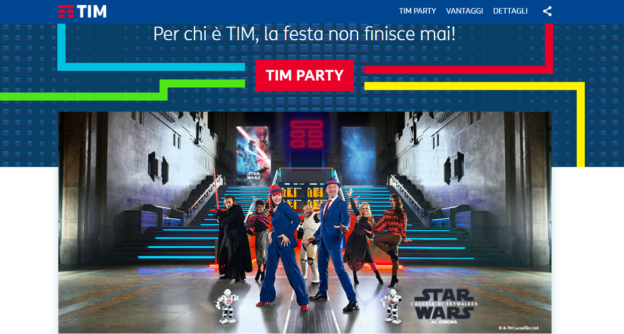 TIM-GIGA-illimitati-gratis-Star Wars
