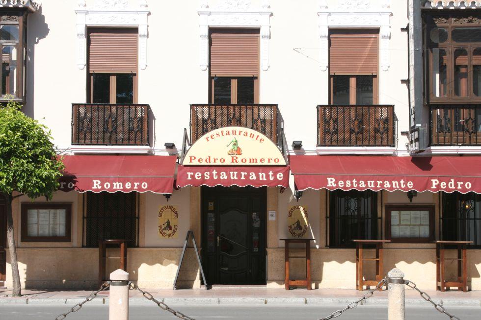 """Ресторан """"Педро Ромеро"""" в Ронда"""
