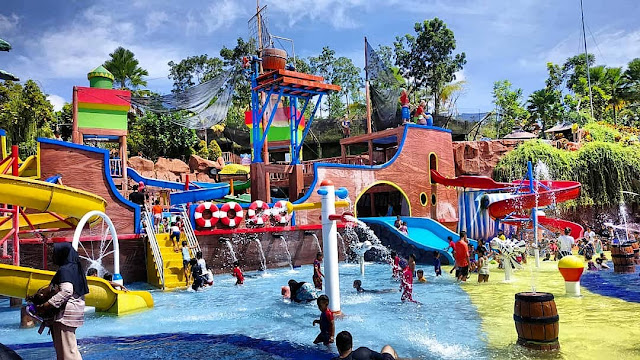 Citra Grand Mutiara Waterpark Jogja
