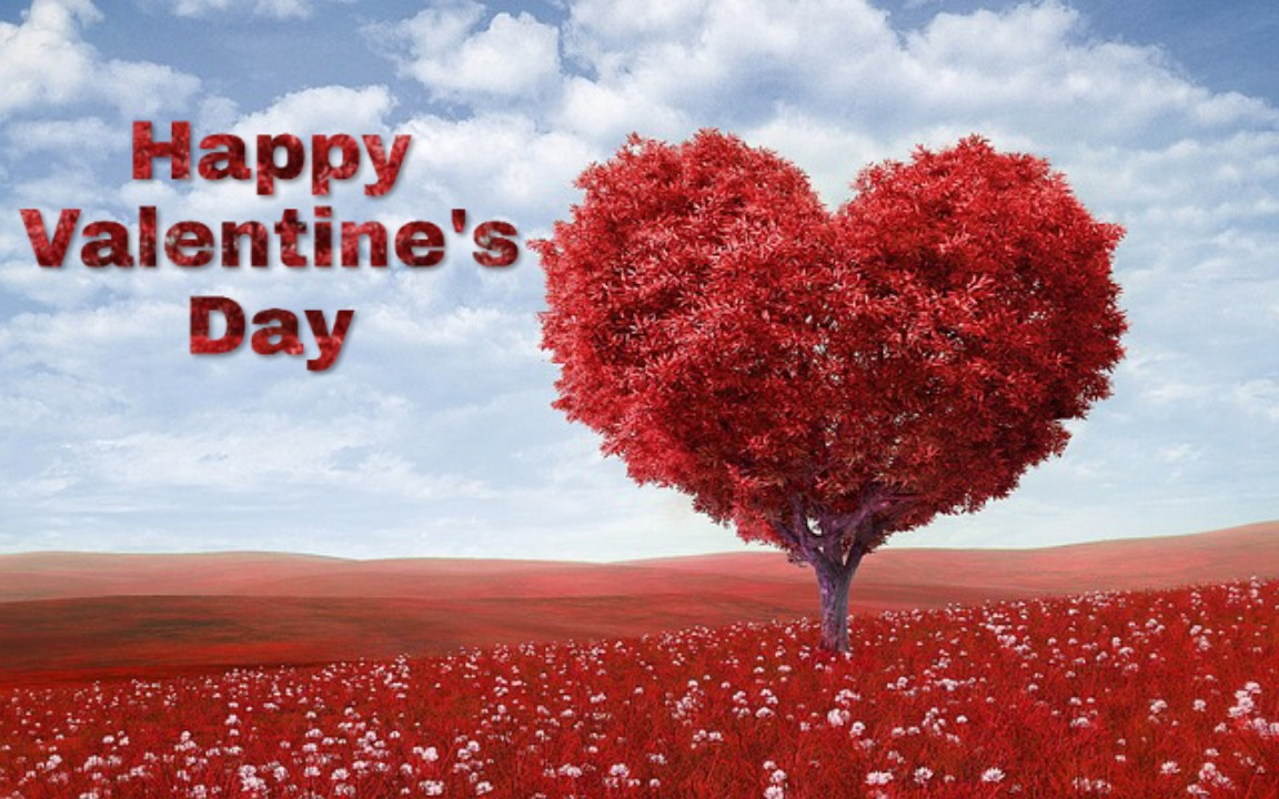 Happy valentines day lovely images