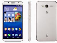 Huawei Ascend GX1, Phablet KitKat LTE Kelas Menengah Harga 3,2 Jutaan