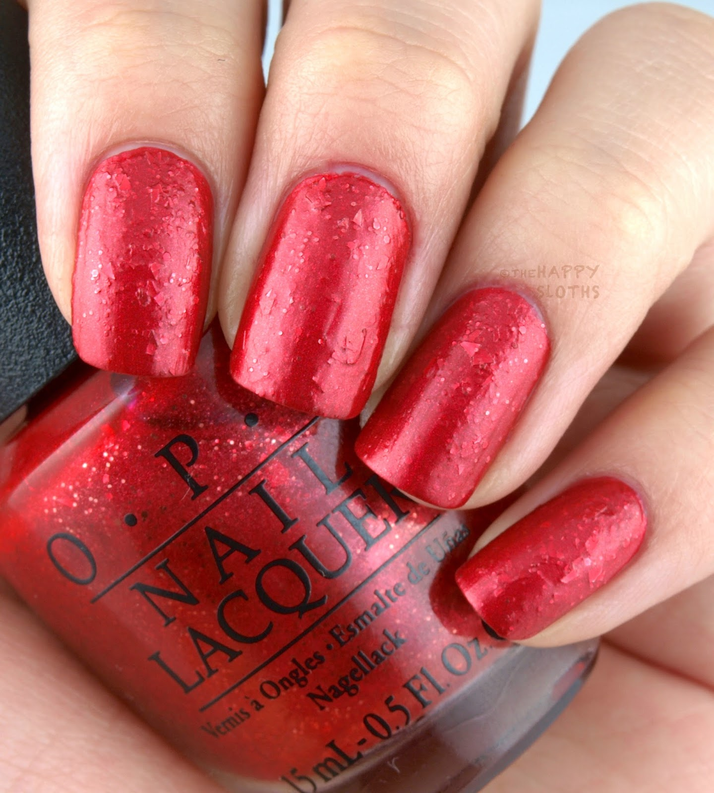 OPI Holiday 2016 Breakfast at Tiffany\'s Collection: Review and ...
