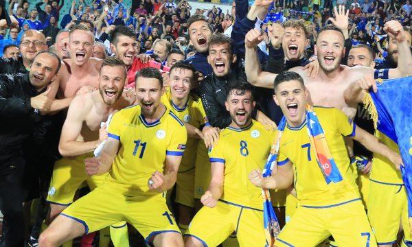 """""""Dua të luaj kundër Maqedonisë, duam të shkojmë në Evropian"""""""