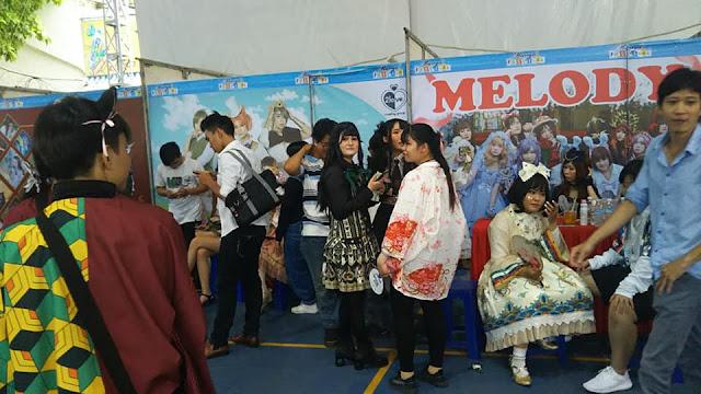 lễ hội cosplay việt nam 2020  manga festival Cũng văn hoá lao động 2092020