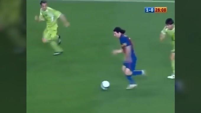 Ngày Messi ghi bàn đẹp nhất lịch sử Barca