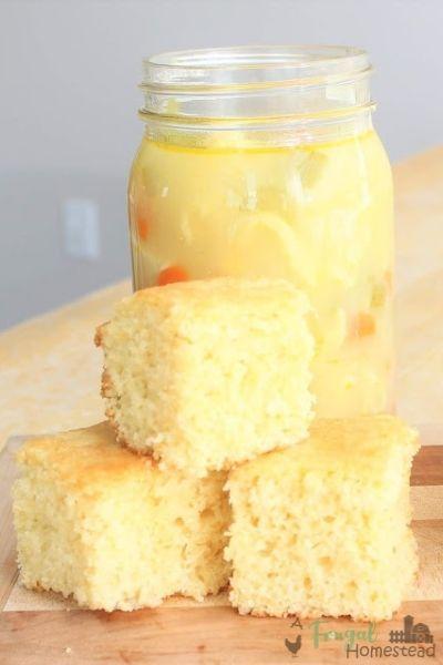 best sweet cornbread recipe