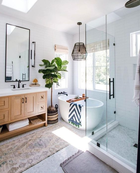 Home improvement in the bathroom equipment selection points