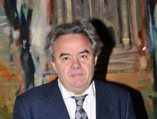 Mauro Felicori, the first ASCE president