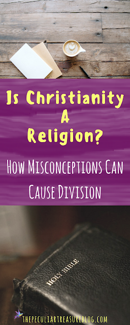 Is Christianity a Religion? #faith #Christianity