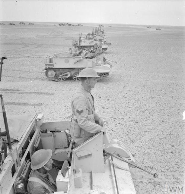 Bren gun carriers, 8 March 1942 worldwartwo.filminspector.com