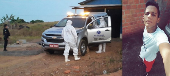 RONDÔNIA - Jovem foge do hospital com medo de ser entubado e morre em casa vítima do coronavírus