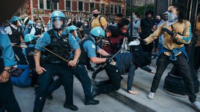 usa protest 2020
