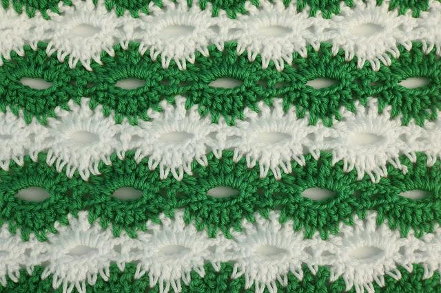 4 - Crochet Imagenes Puntada sol a crochet y ganchillo por Majovel Crochet