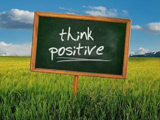 Think Positive & Being Positive Yourself
