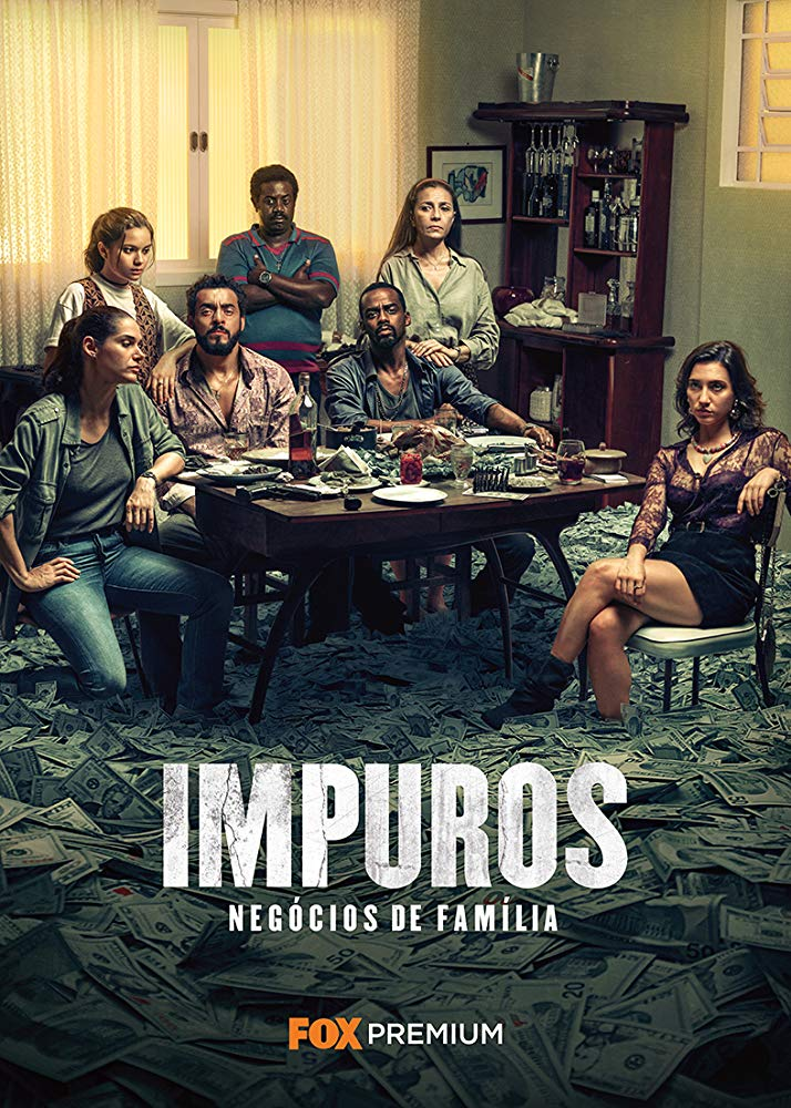 Impuros Temporada 1 y 2 Portugues