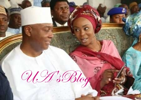 Saraki's Wife, Toyin Writes Open Letter To Senators' Wives Following Husband's Defection To PDP