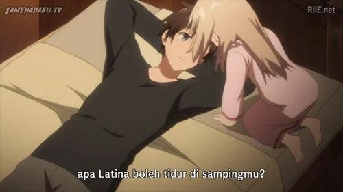 UchiMusume Episode 7 Subtitle Indonesia