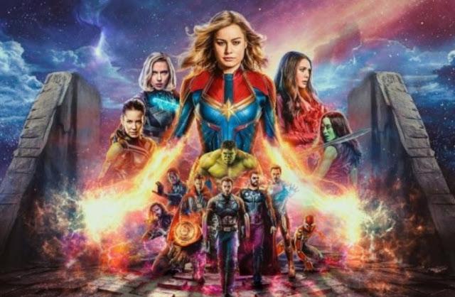 7 Film Superhero Yang Rilis di tahun 2019