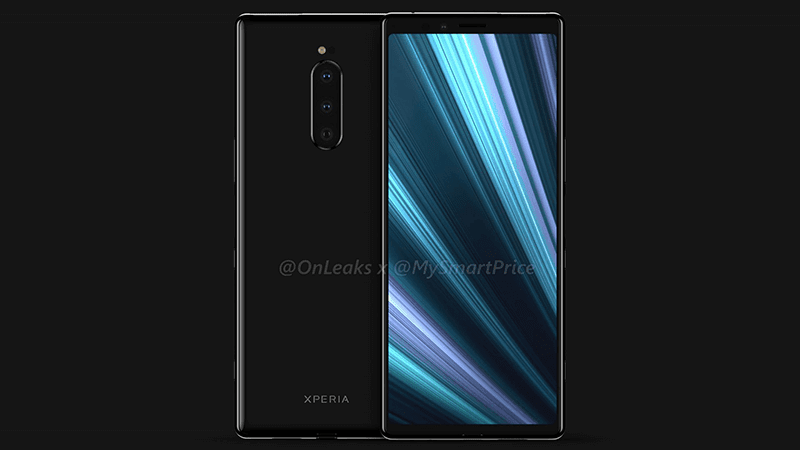 The possible render of the phone