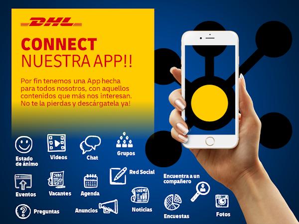 DHL lança app para melhorar a vida dos seus empregados