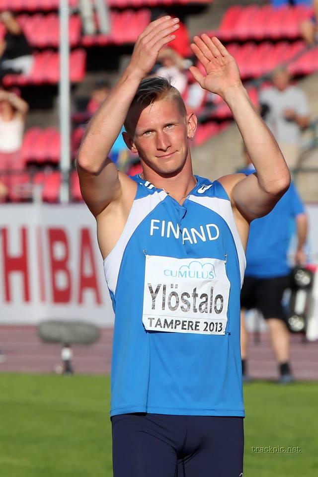 Mikael Ylöstalo