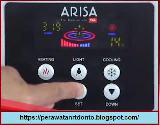 Dispenser Arisa yaitu salah satu produk dari jenis dispenser Galon bawah yang didesain un Panduan Cara Menggunakan Dispenser Arisa Galon Bawah Terbaru