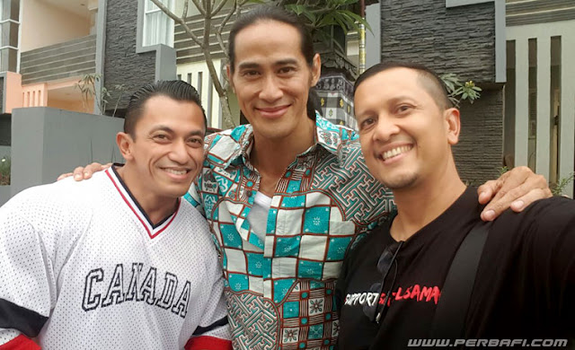 Sazali Samad dan Ade Rai Dukung NABBA Indonesia