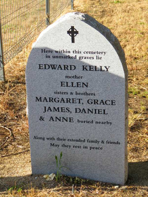 Ned Kelly's grave