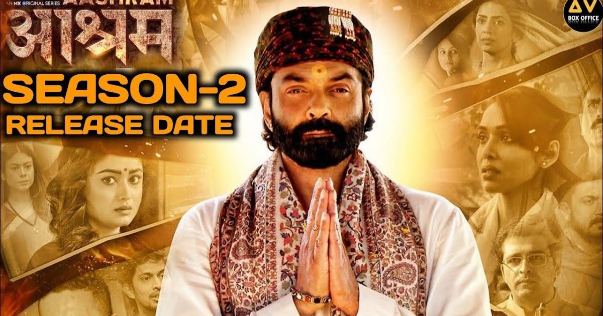 Aashram Season 2 Coming Soon