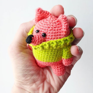 Amigurumi Little Fox Free Pattern