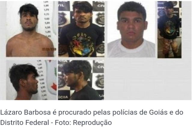 Lázaro completa duas semanas foragido e vira o assunto mais comentado do Brasil.