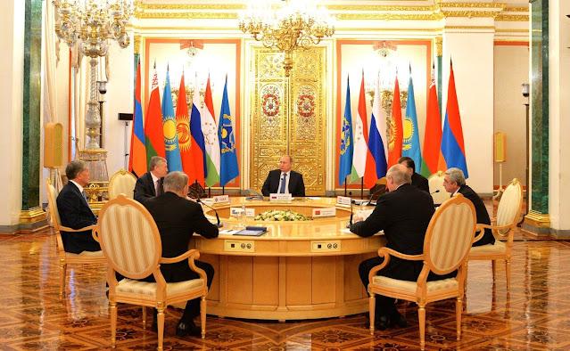 Предлагаем похоронит Организацию Договора о коллективной безопасности (ОДКБ)