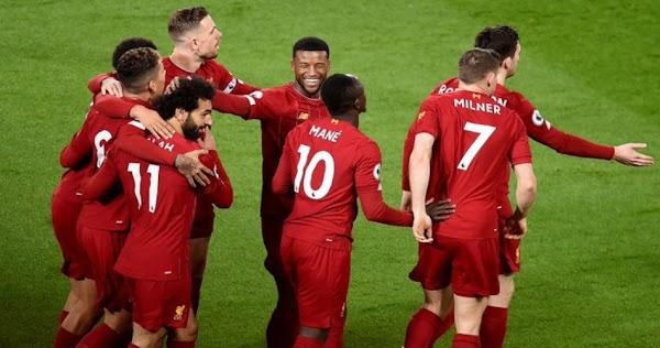 نتيجة مباراة ليفربول وايفرتون بث مباشر 21-6-2020 الدوري الانجليزي