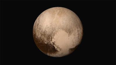 Os ventos de Plutão podem criar características de superfície, diz um novo estudo