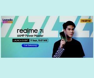 Realme 7 & Realme 7i Rilis di Indonesia 17 September 2020