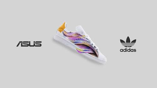 ASUS dan Adidas siapkan proyek kreatif bersama