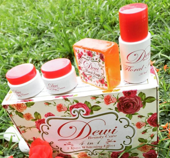 dewi beauty care skincare