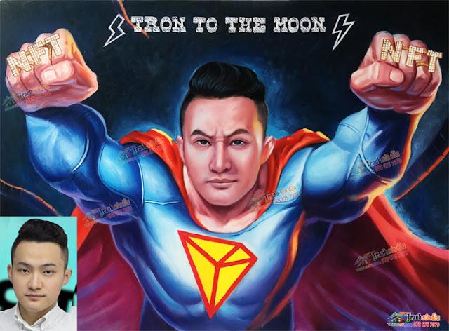 Vẽ chân dung của bạn thành siêu anh hùng