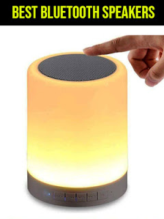 Best Bluetooth speakers and lamp