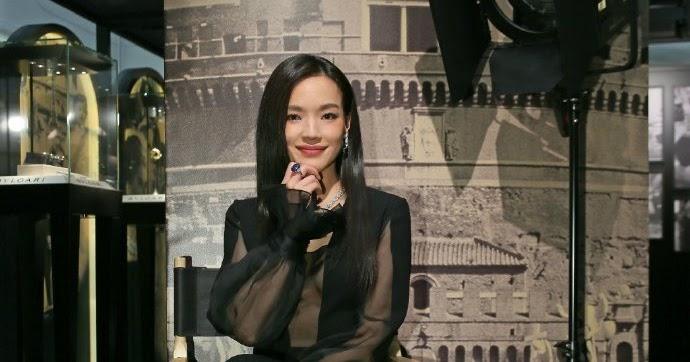 China Entertainment News: Taiwanese actress Shu Qi at event