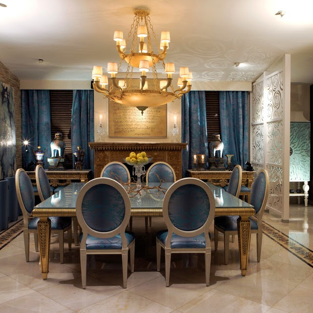 Luxurious Formal Dining Room Designs