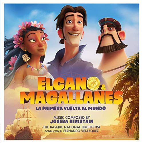 Elcano and Magallanes First Trip Around the World (2019) English 720p WEBRip x264 800MB
