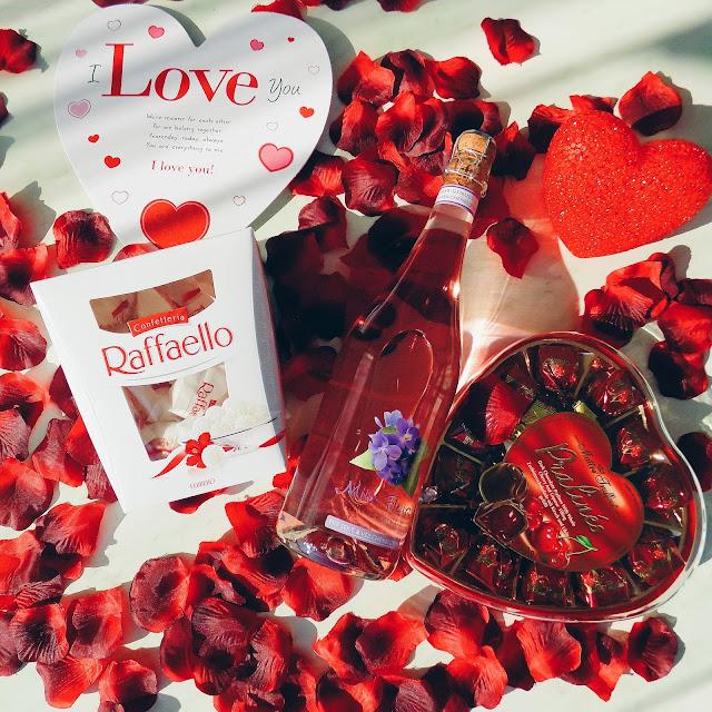 What I got for my Valentine